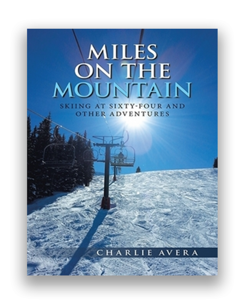 Miles On The Mountain Cover